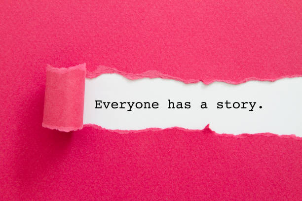 everyone has a story - fairy tale stock pictures, royalty-free photos & images