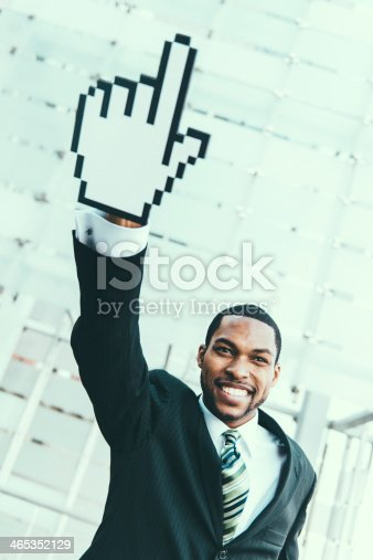 istock Everything is a Click Away 465352129