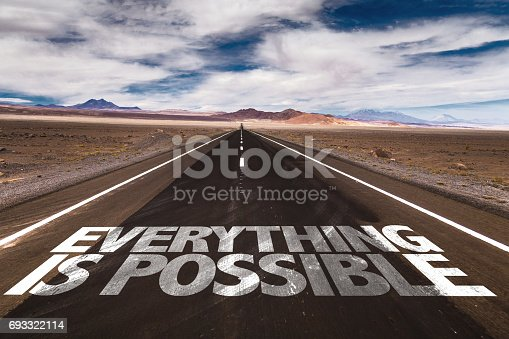 istock Everything is Possible 693322114