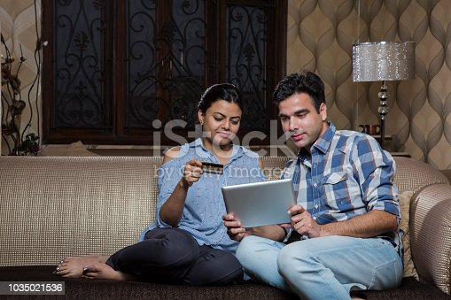 842971872 istock photo Everything you need is online - Stock image 1035021536