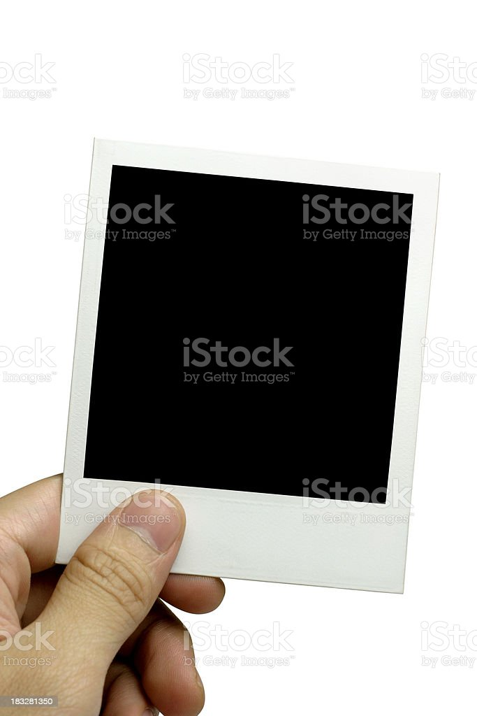 Evidence royalty-free stock photo