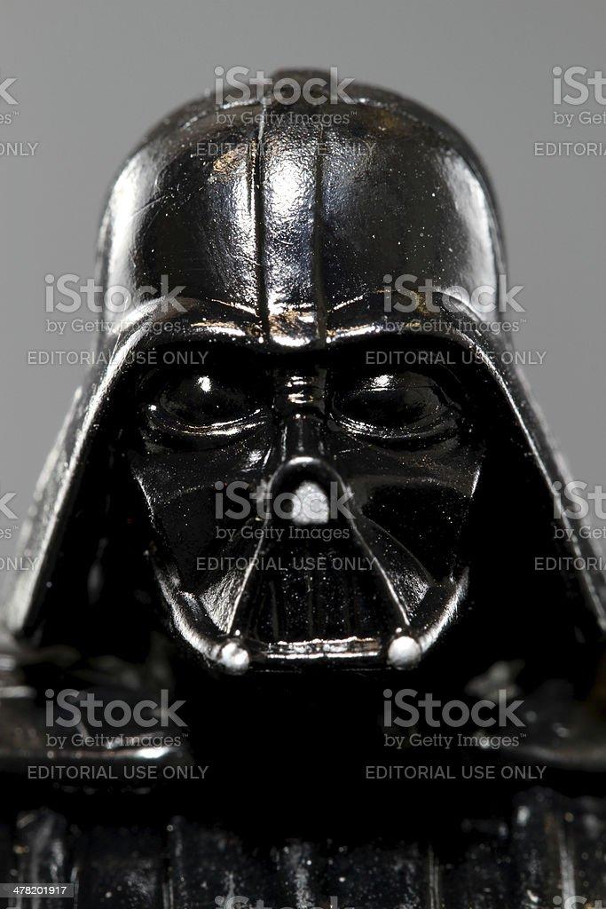 Evil Warrior stock photo