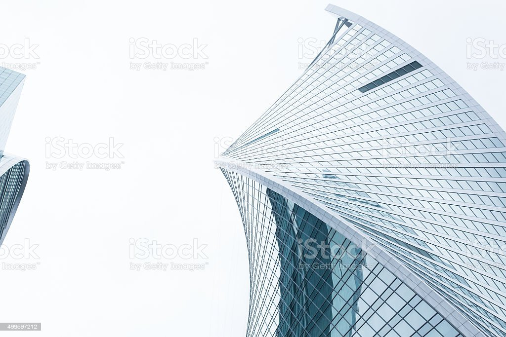 Evolution Tower stock photo