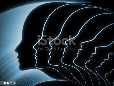 902511322 istock photo Evolving Soul Geometry 186337475