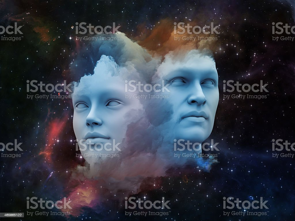 Evolving Unity stock photo