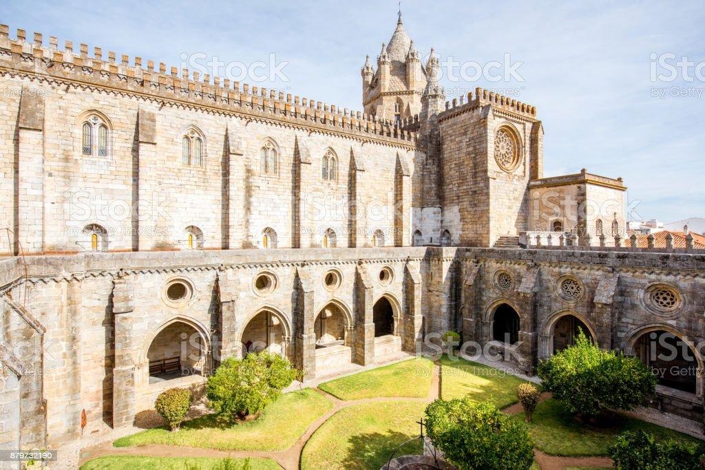 Alte Stadt Evora in Portugal – Foto