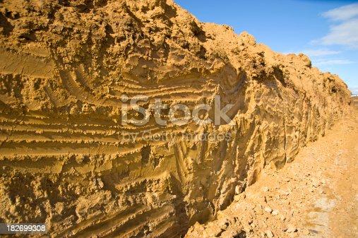 istock excavation marks 182699308
