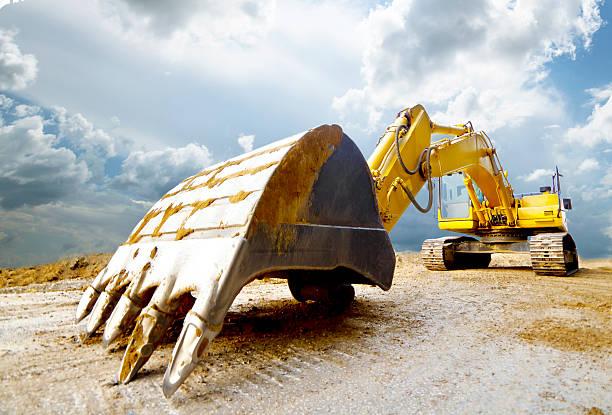 excavator – Foto