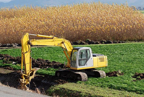Geliebte Drainage Landwirtschaft - Bilder und Stockfotos - iStock &HN_49