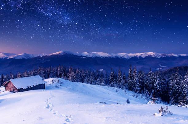 Excellent landscape in Carpathian mountains, Ukraine, Europe. Beauty world.