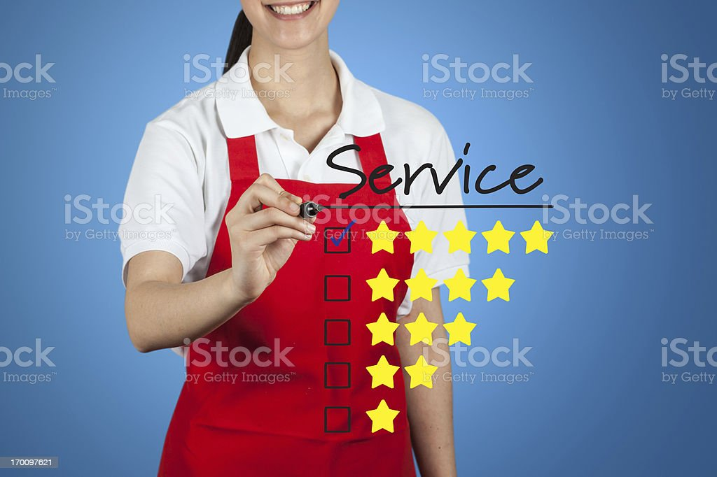 Excellent Performance royalty-free stock photo