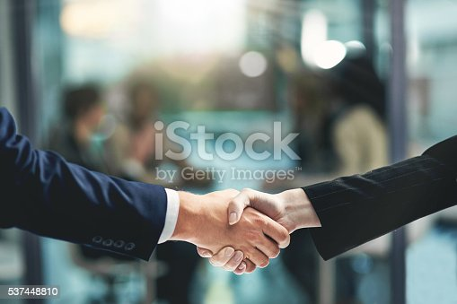 istock Excelling together 537448810