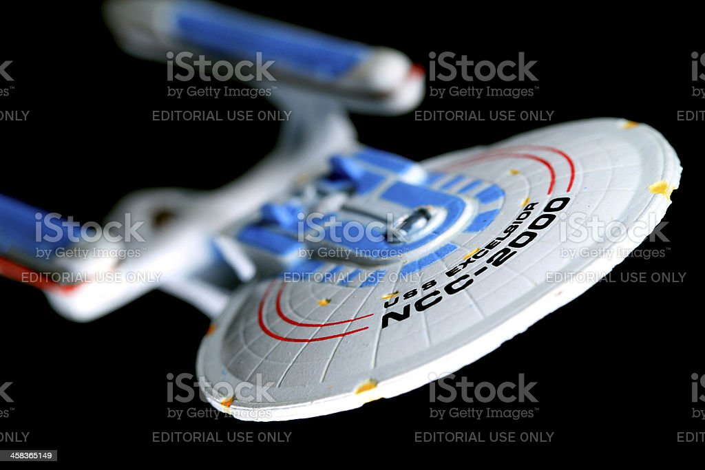 Excelsior stock photo
