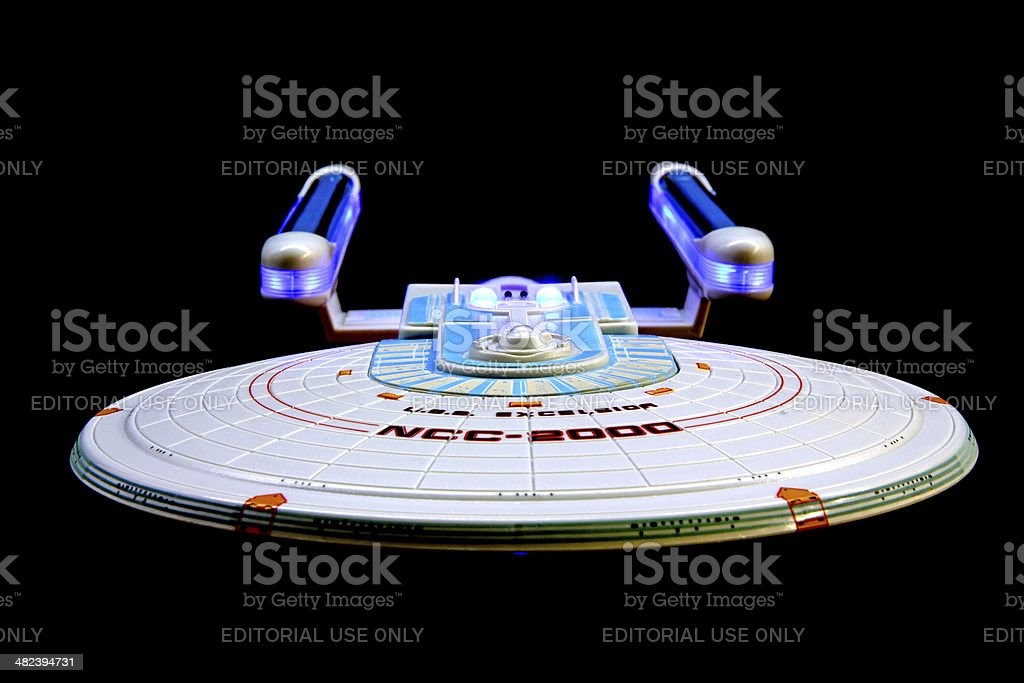 Excelsior Rising stock photo