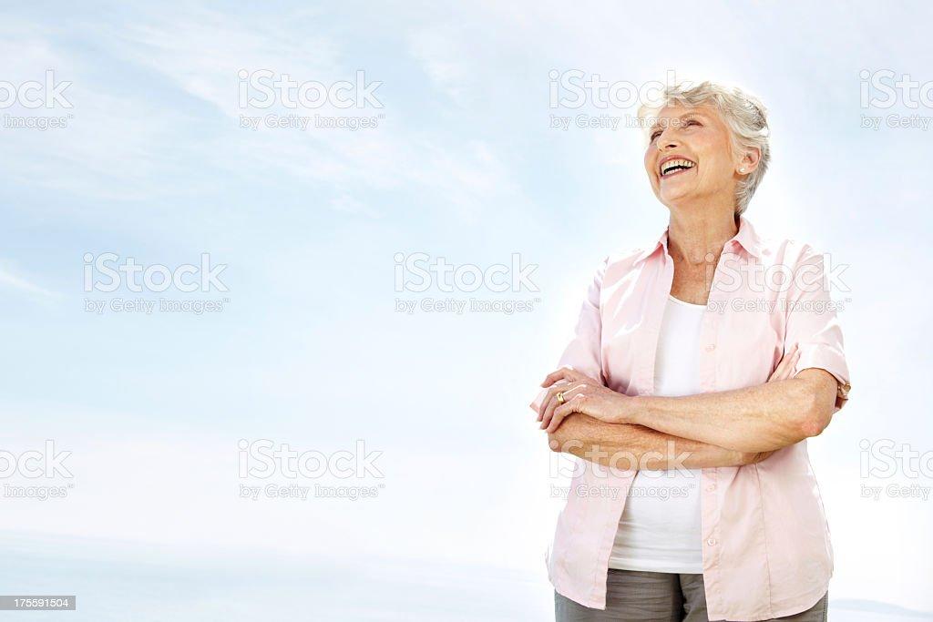 Aufgeregt über das Leben!  Zukunft/Ruhestand – Foto