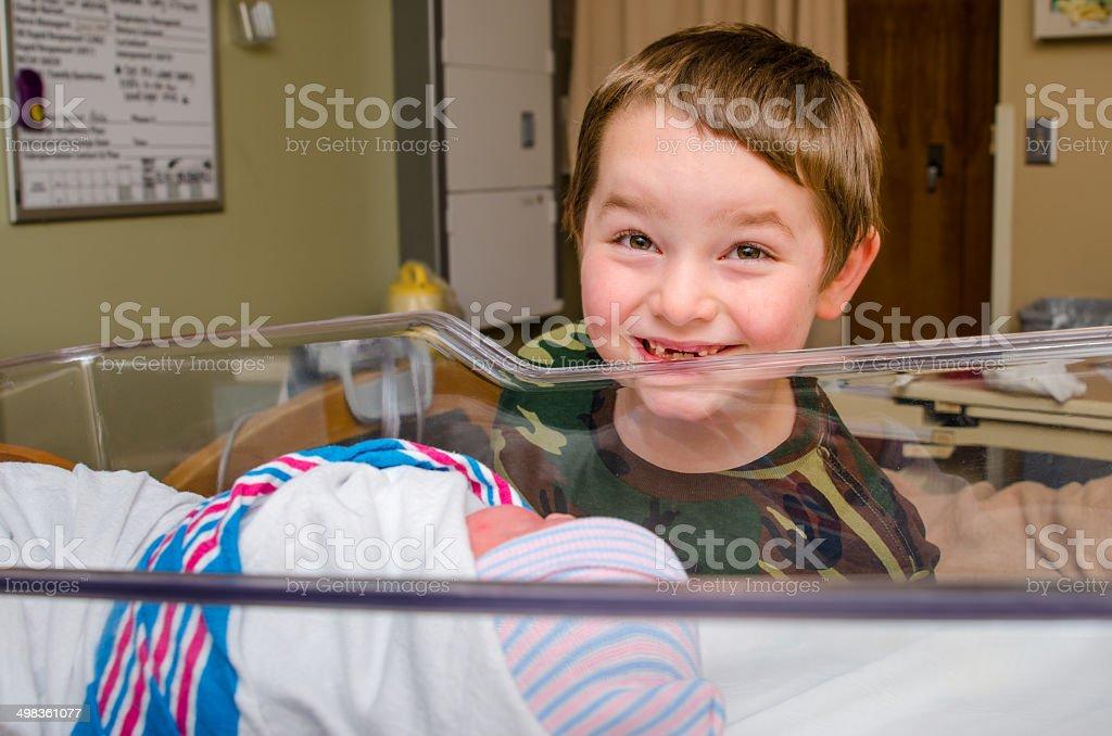 Брат с сестрой в првый раза