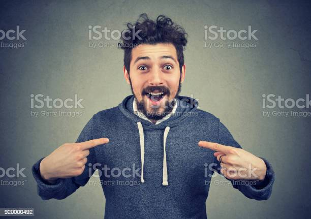 Excited hipster pointing at himself in astonishment picture id920000492?b=1&k=6&m=920000492&s=612x612&h=u198g2p5uq101h rrtezwhtykeohexf1u15jzyc0hsi=