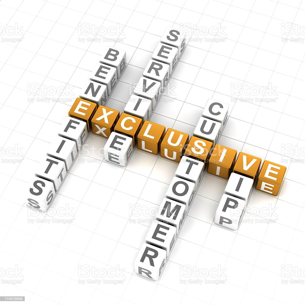 Exclusive royalty-free stock photo