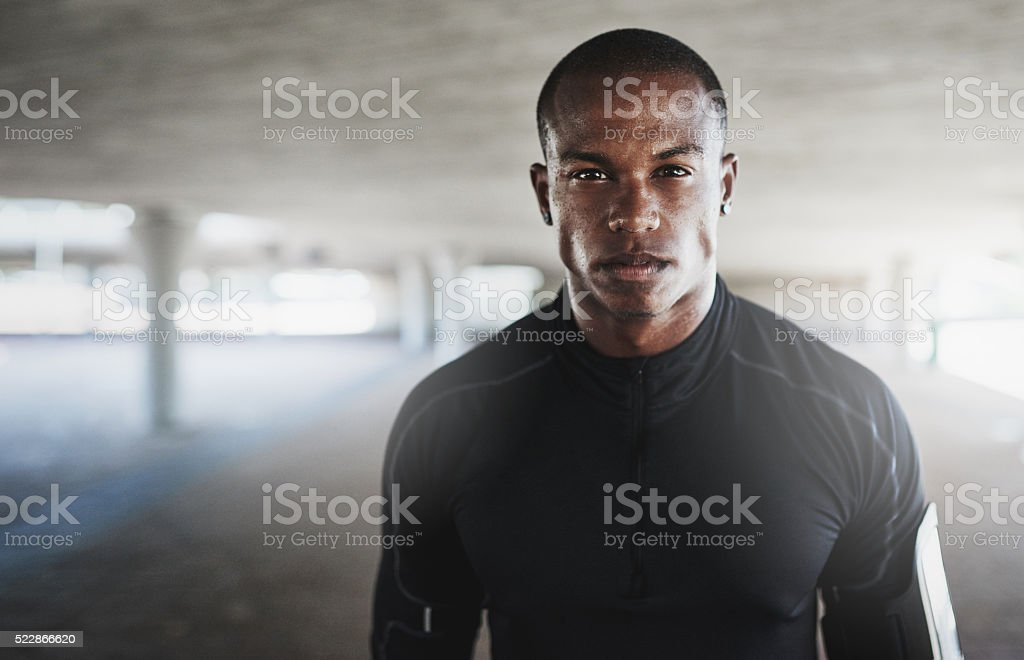 Excuses are for those who need them stock photo