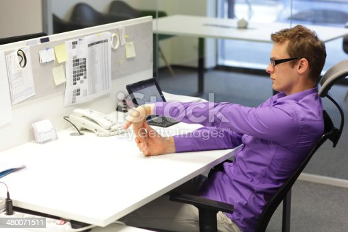 istock execises in office 480071511