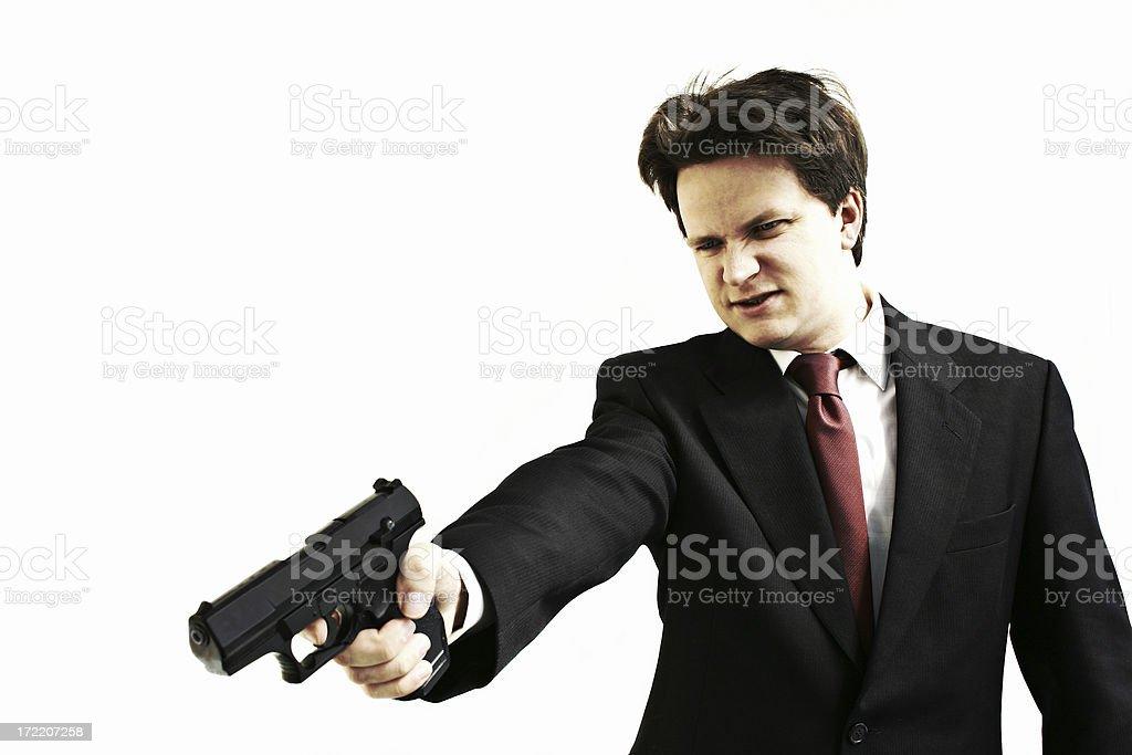 Executioner stock photo