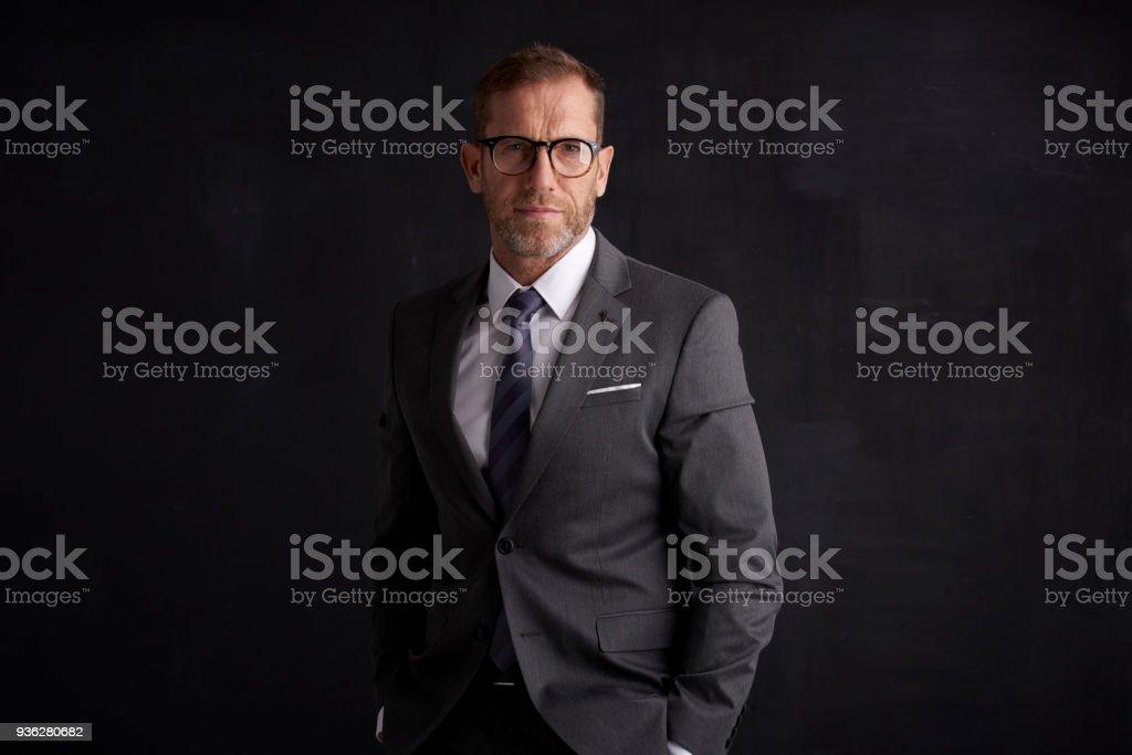Portrait du directeur financier - Photo