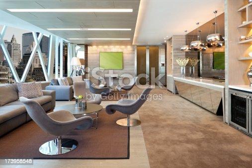 istock Executive Lounge 173958548