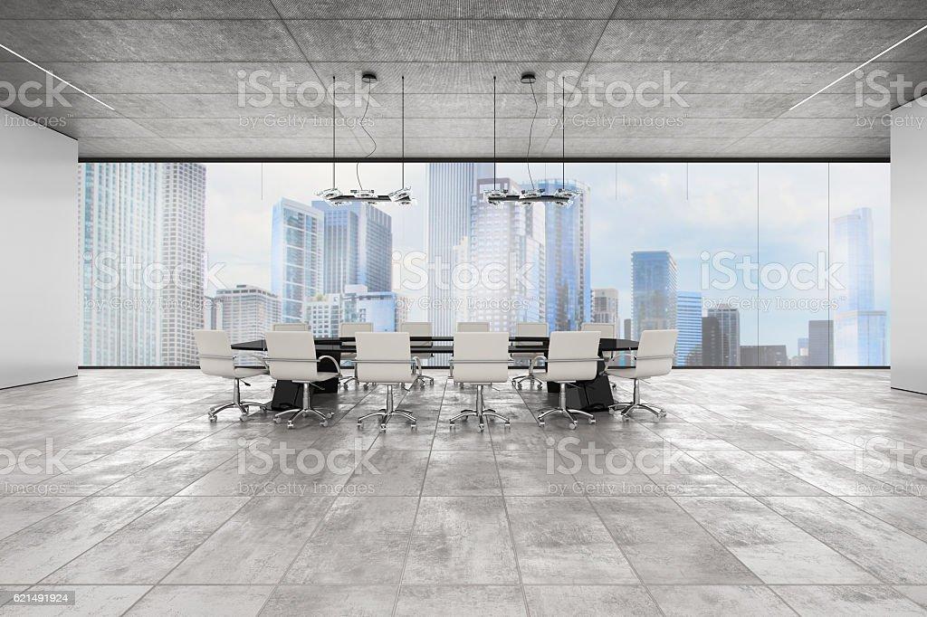 Ufficio Executive foto stock royalty-free