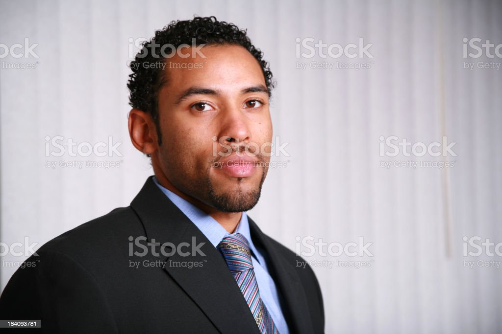 Executive royalty-free stock photo