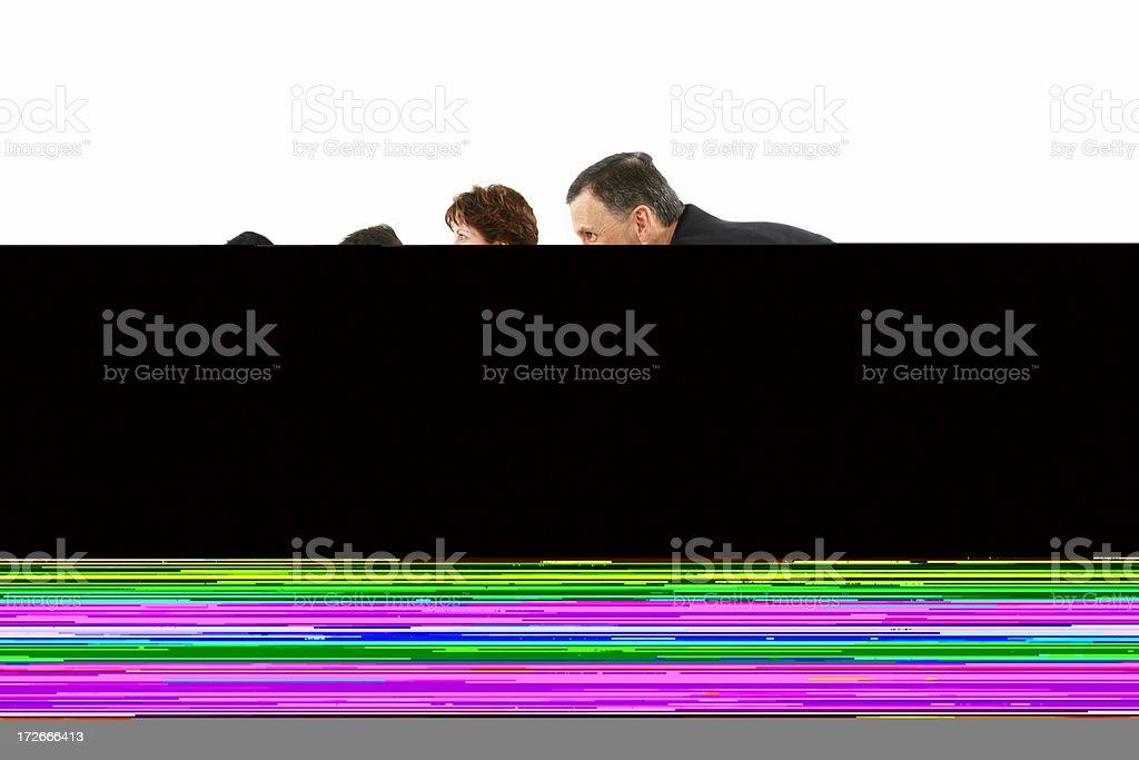 Executive portrait royalty-free stock photo