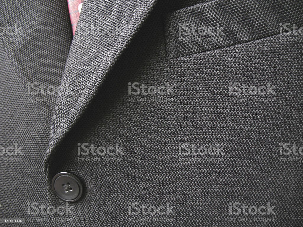 Executive suit stock photo