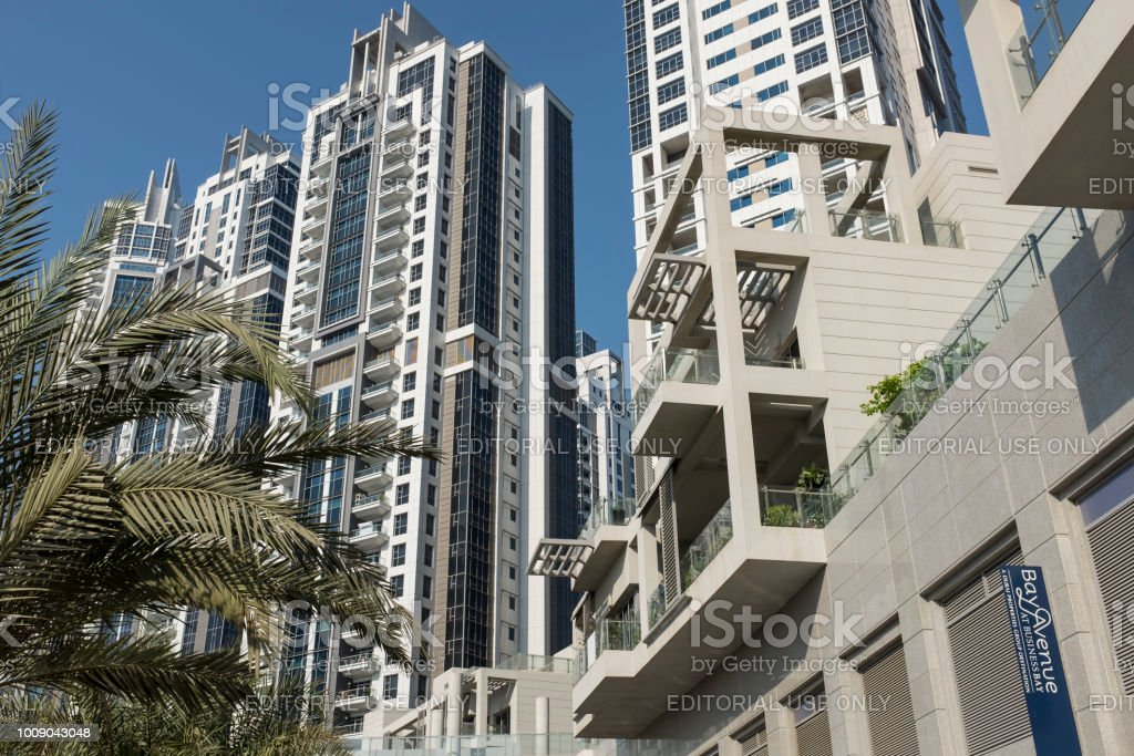Executive Towers Residential Development At Business Bay Dubai