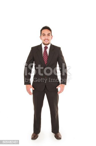 istock executive young man wearing a dark suit 505482431