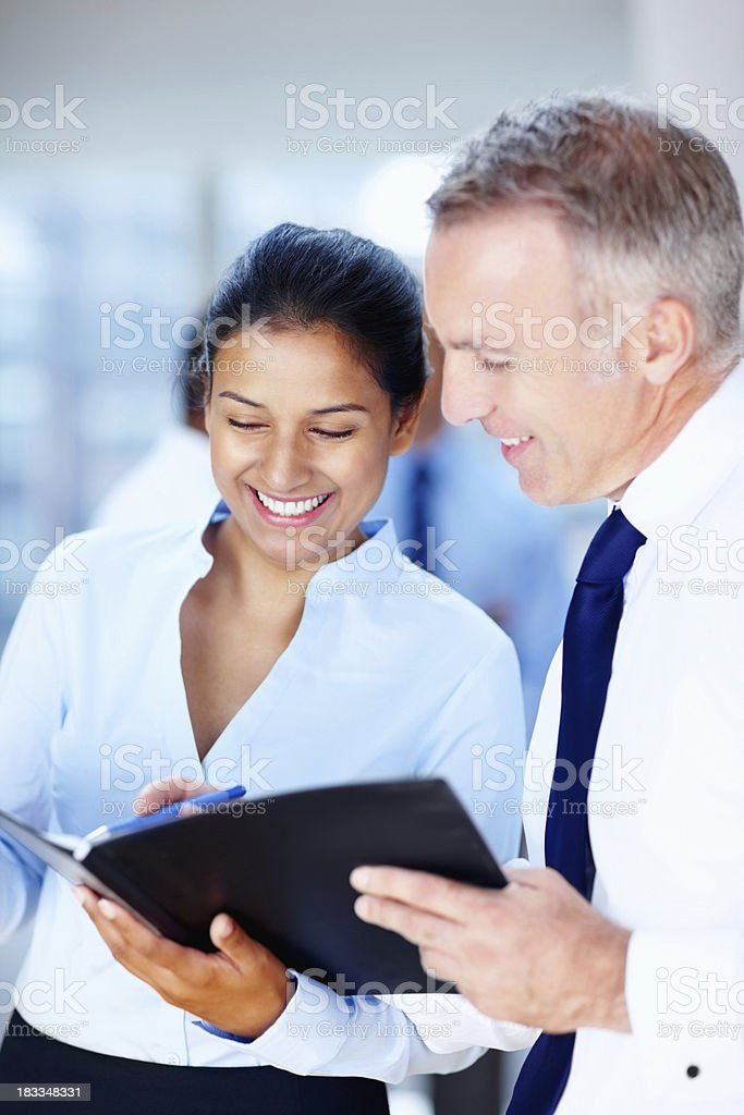 Executives Coming To An Agreement Stock Photo Istock