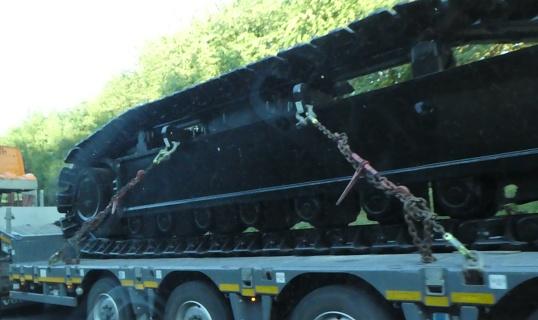 exeptional convoy transport