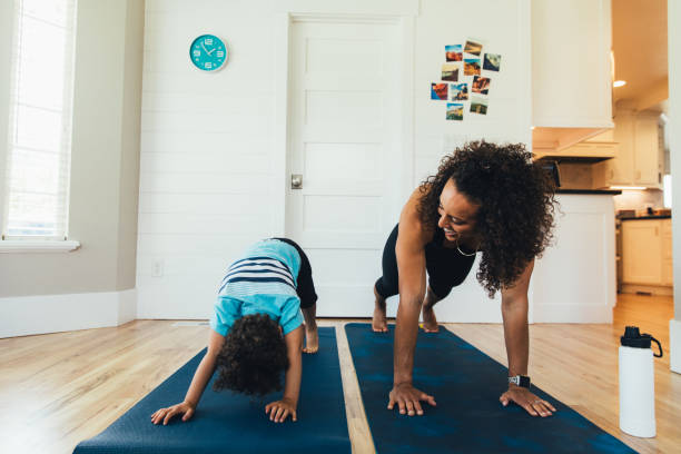 Exercise and Fitness with Mom