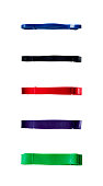 Exercise bands set
