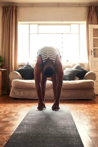 Übung entleert Sie nicht, sie energetisiert Sie – Foto