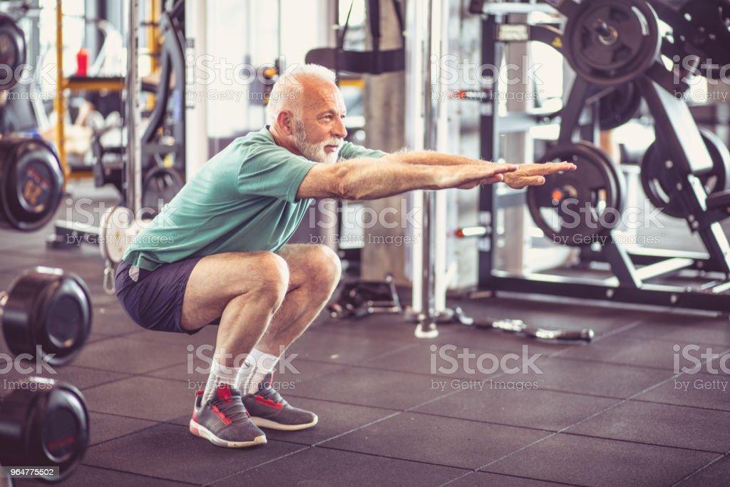 Exercise. royalty-free stock photo