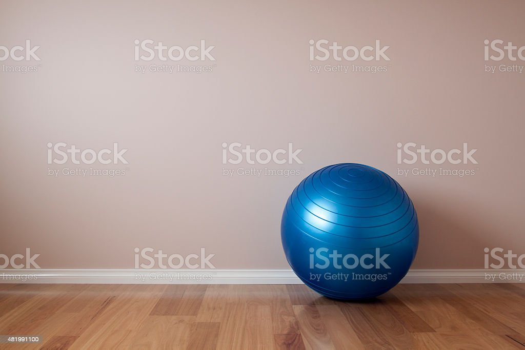 Exercise Studio stock photo
