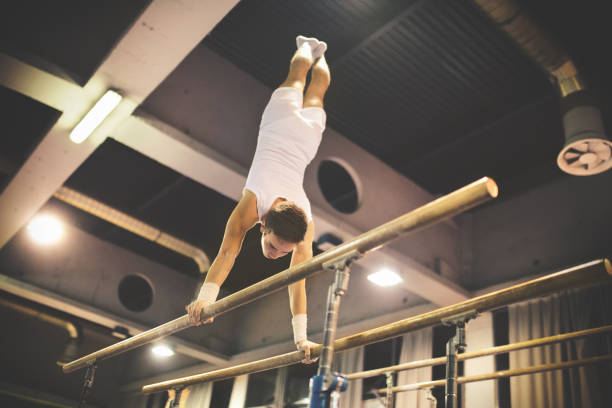 Best Gymnastics Equipment Stock Photos, Pictures & Royalty