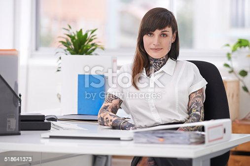 518704237 istock photo Exercising self-expression 518641373
