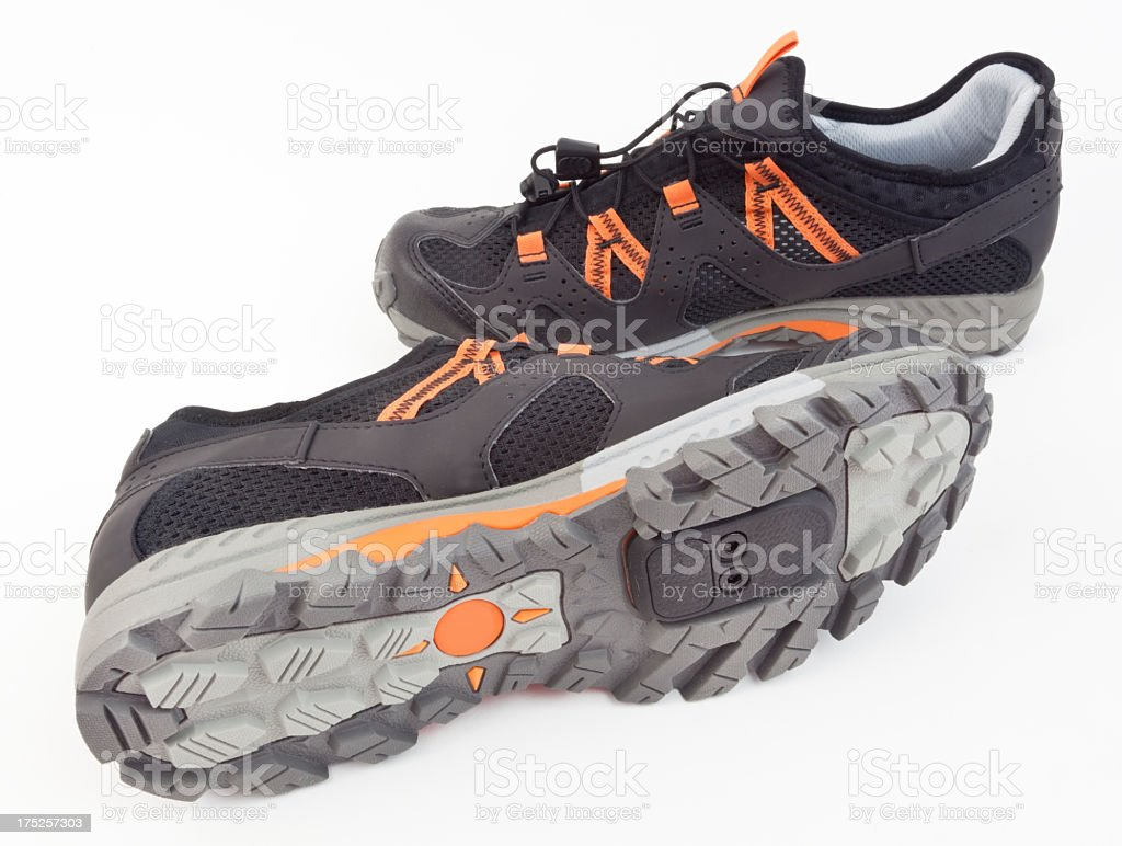 Spinning Shoes royalty-free stock photo