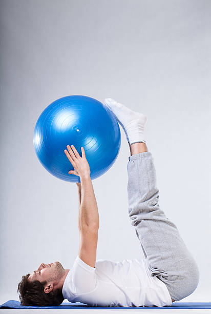 Man With Big Balls Stock Photos, Pictures & Royalty-Free