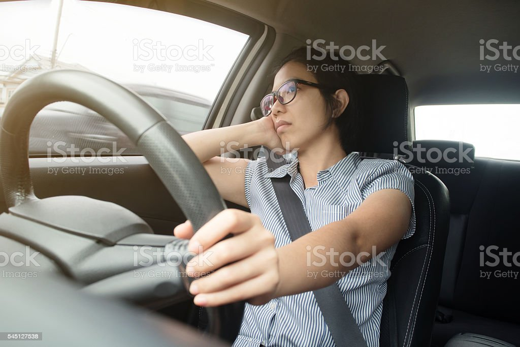 exhausted. stock photo