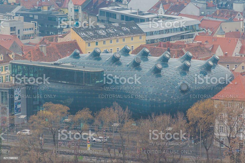 Exhibition centre. stock photo