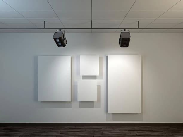 Exposition l'intérieur - Photo