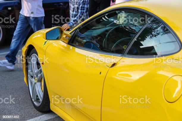 Exhibition of cars from ferrari museum on streets of spilamberto picture id900651452?b=1&k=6&m=900651452&s=612x612&h=q6orxoapscv1rakh2tt3uarybhqixatxtmhnoljjzye=
