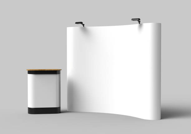 Free Pop Up Exhibition Stand Mockup : Royalty free standee pictures images and stock photos