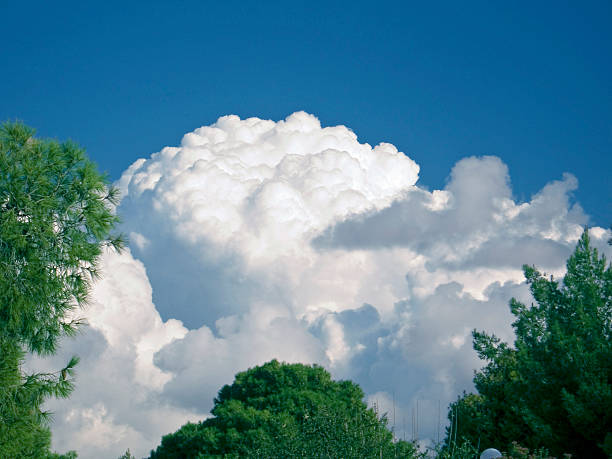 Exlpoded Wolke – Foto